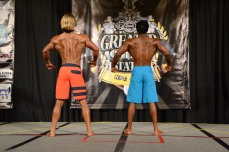 Back pose comparison at 2016 Greater Gulf States